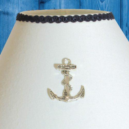 Lampada da tavolo il vascello arredi ed accessori - Lampada da tavolo artigianale ...