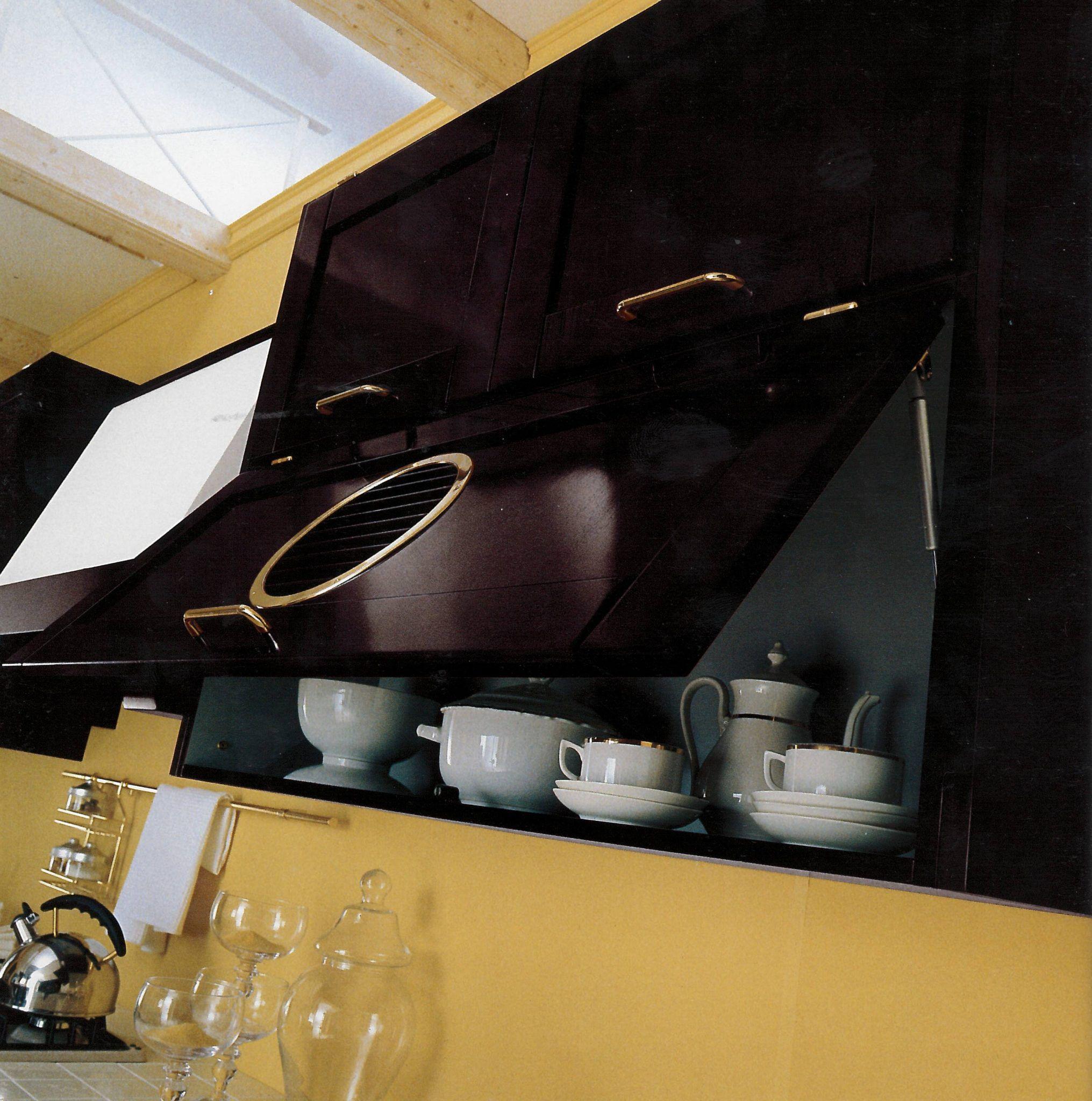 composizione-cucina-mogano-scuro-2