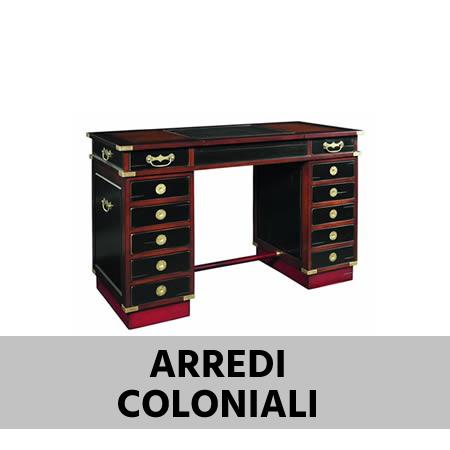 Arredi Coloniali
