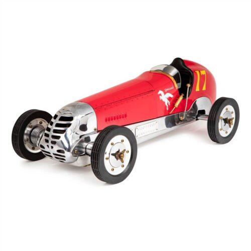 Auto BB Korn, rosso